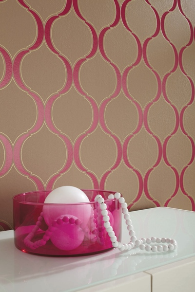 papel pintado barato elegante caselio